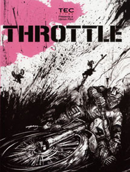 DVD THROTTLE
