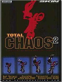 DVD TOTAL CHAOS 2