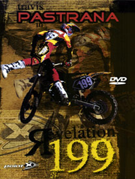 DVD TRAVIS PASTRANA IN REVELATION