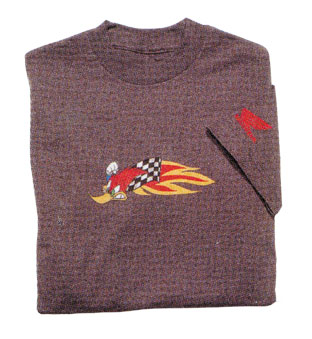 FOX Tshirt HONDA Woody T