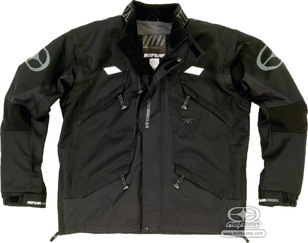 NO FEAR Veste Cargo Black