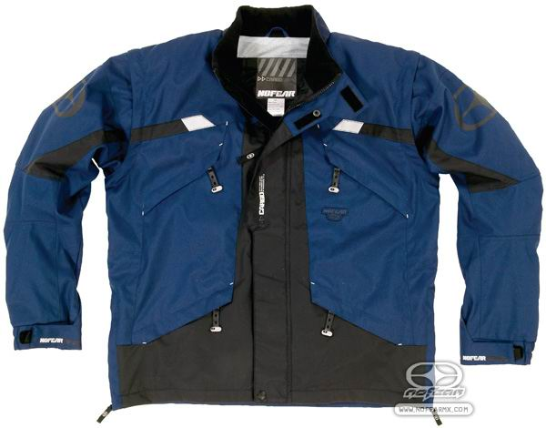 NO FEAR Veste CARGO  Blue