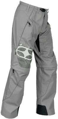 NO FEAR Pantalon Combat grey baggy Taille 28 36us ref 6002