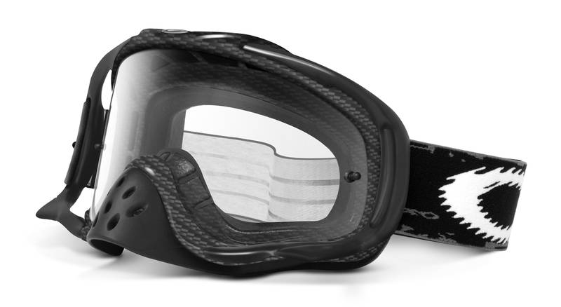 OAKLEY masque CROWBAR carbone 01-703