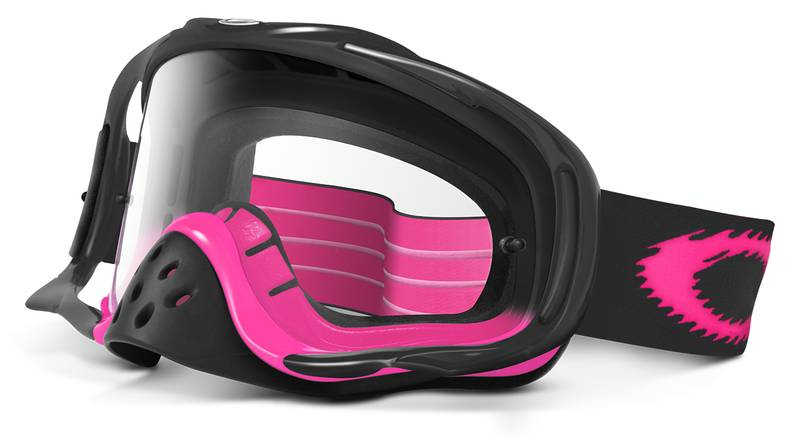 OAKLEY masque CROWBAR black/pink 01-661