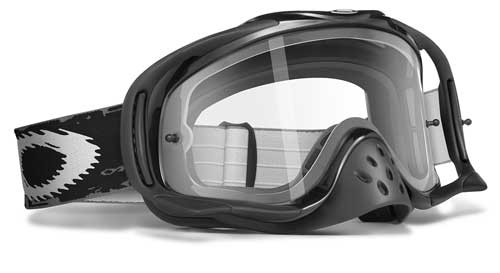 OAKLEY masque CROWBAR Enduro Jet Black