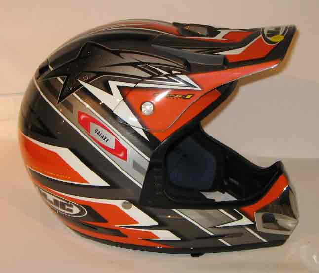 HJC Casque ACX1 orange XL