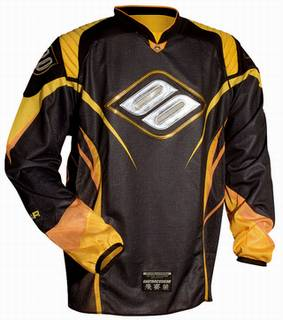 SHOT Maillot Evolution jaune