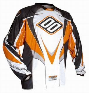 SHOT Maillot Flexor 2006 Orange XXL