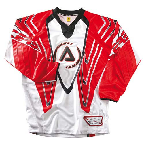 ACERBIS Maillot Impact Rouge 2006 Taille L