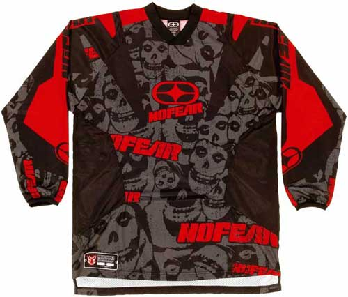 NO FEAR Maillot Rogue  Dungeon Taille S M XL ref 6002*