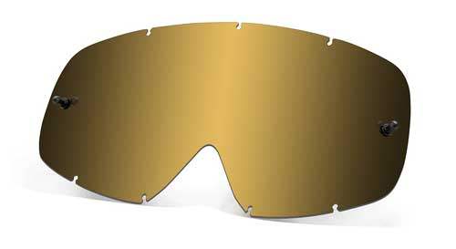 Lexan New O-Frame Gold Iridium