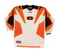 NO FEAR Maillot Rogue orange Taille XL ref 6002*