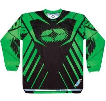 NO FEAR Maillot ROGUE neon vert Taille XL ref 9002