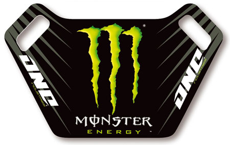 ONE MONSTER Pitboard
