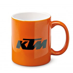 KTM Graphic orange