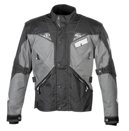 NO FEAR Veste Colt Waterproof noir