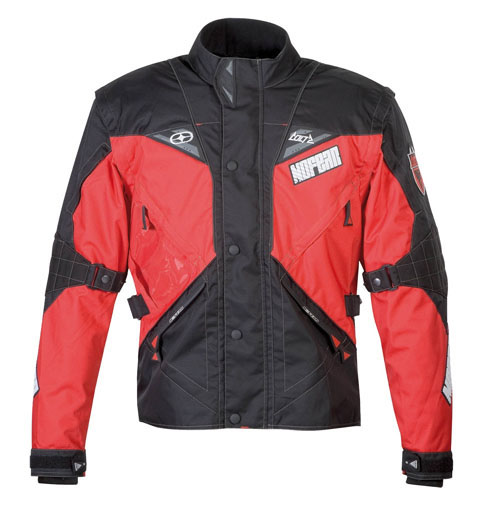 NO FEAR Veste Colt Waterproof rouge