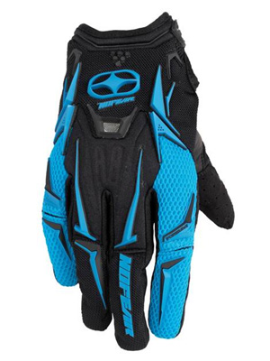 NO FEAR Gants Formula 2007 - Blue
