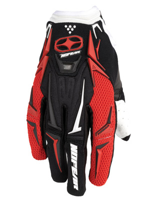 NO FEAR Gants Formula 2007 - Red