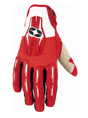 NO FEAR Gants Quartz 2006 - Red