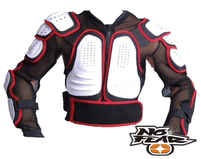 NO FEAR gilet NEW BLOK REMOVABLE