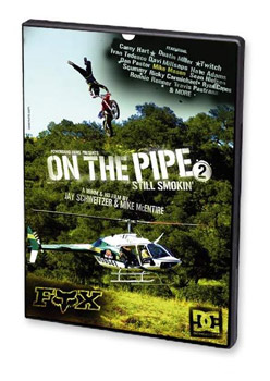 DVD ON THE PIPE 2