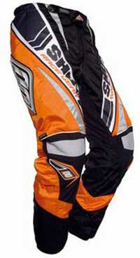 SHOT Pantalon CONTACT KID 2006 Orange