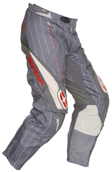 NO FEAR Pantalon Elektron Grey Pinstripe ref 7002