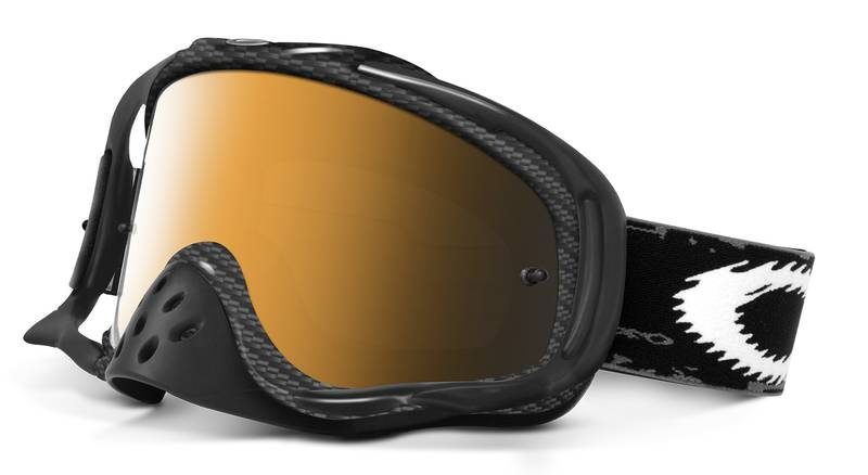 OAKLEY masque PRO CROWBAR Carbon Fiber/black iridium 12-284