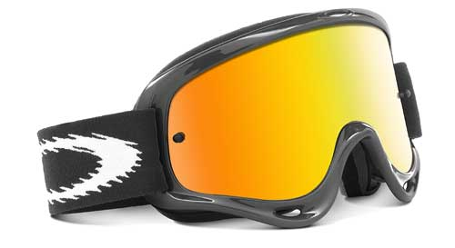 OAKLEY Masque Pro Frame Jet Black/fire 12-259