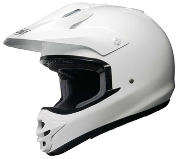 SHOEI Casque VMOTO Blanc