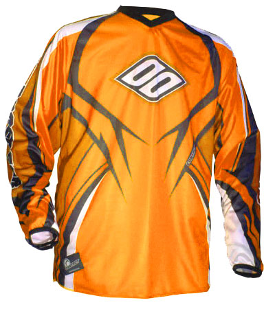 SHOT Maillot CONTACT ref 7002 orange Tailles XL