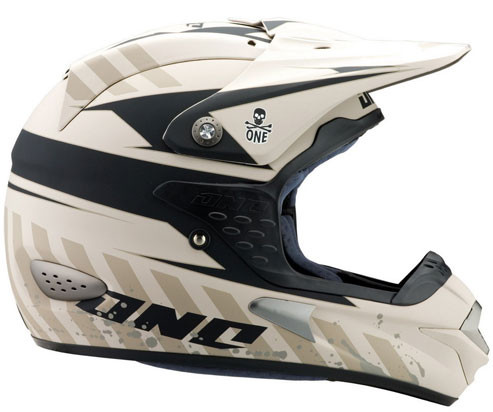 ONE Casque TROOPER bionic Flat/primer