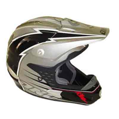 ONE Casque TROOPER Huricane Grey