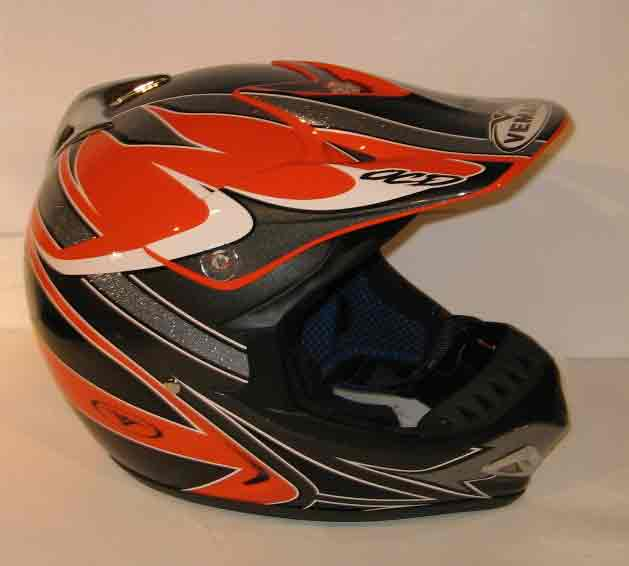 VEMAR Casque VRX4 - Orange